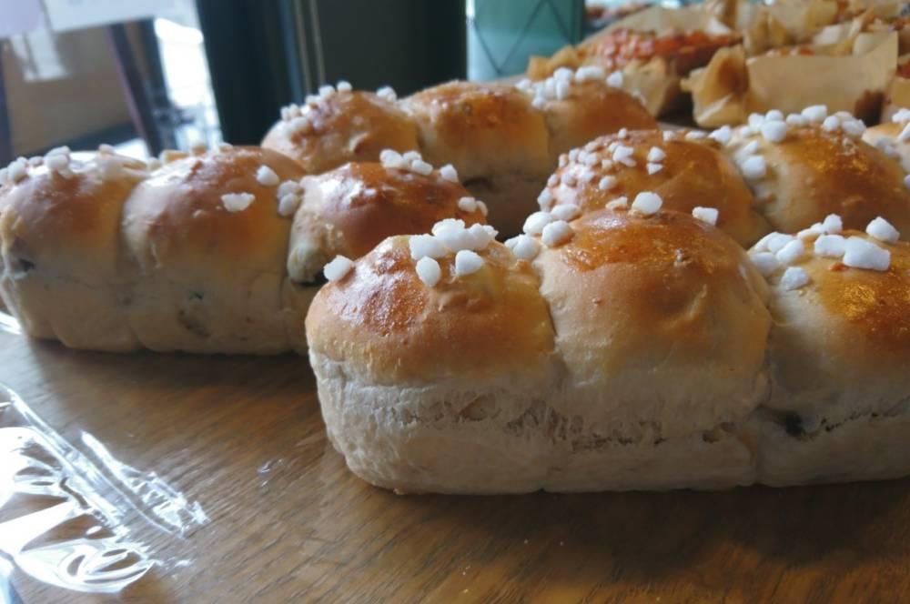panove ちぎりパン(レーズン&くるみ&あんず) 2