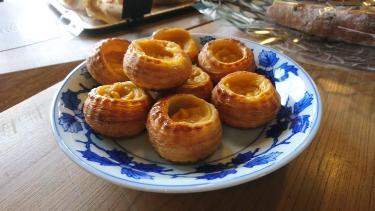 panove 安納芋のミニデニッシュ