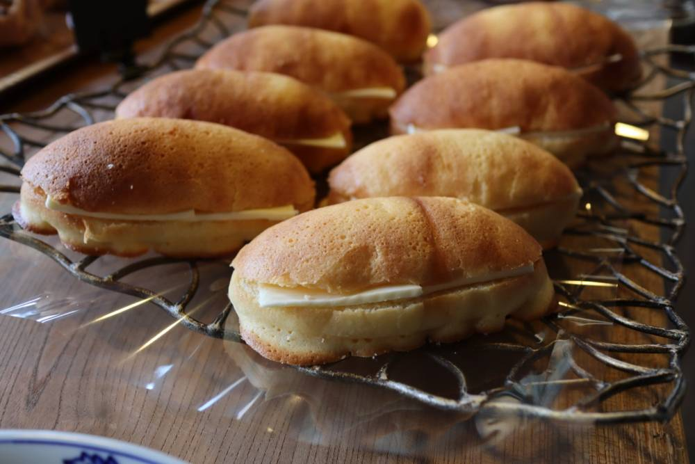 panove クッキーバターサンド