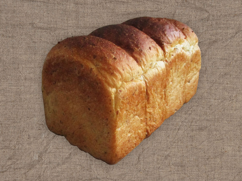 panove 玄米食パン