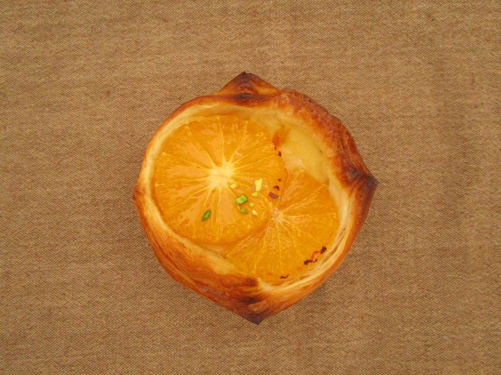 panove オレンジのデニッシュ