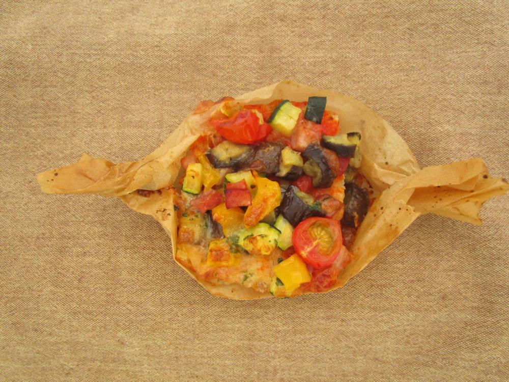 panove 夏野菜のタルティーヌ