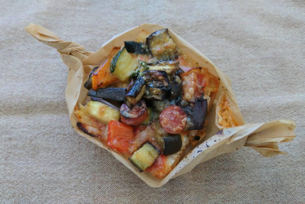 panove 夏野菜のタルティーヌ 1