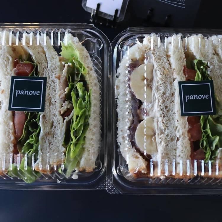 panove 玄米3種のサンド