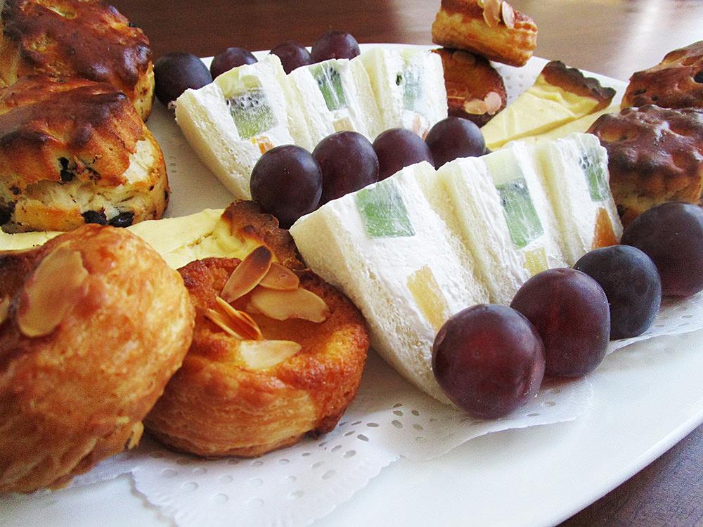 panove ⑥panove Afternoon Tea Set 「フルーツサンド」 2