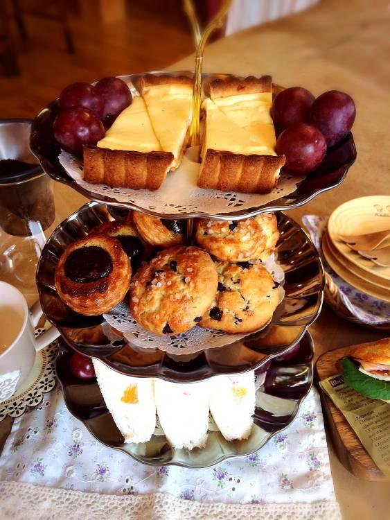 panove ⑥panove Afternoon Tea Set 「フルーツサンド」 3